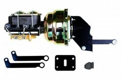 Leed Brakes A81a1 Power Brake Master Cylinder And Booster Kit 1962-1974 Mopar Cars