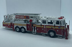 Code 3 Fdny Tower Ladder 1 Seagrave Aerialscope 164 Diecast Truck
