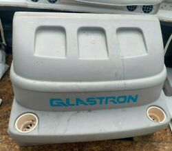 1996 Glastron Ssv 175 Plastic Engine Cover Piece Only