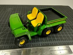 John Deere Th 6x4 Gator Diecast Ertl 116, No Box, Some Damage - See Pictures