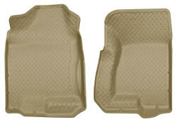 Husky Liners Classic Style 1st/2nd/cargo Floor Mat Tan For 2000-06 Tahoe/yukon