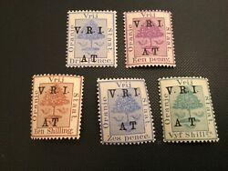 Icollectzone South Africa Orange Free State Army Telegraph F/vf Nh Or Lh