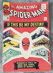 Amazing Spider-man 31 4.5-5.0 1st Gwen Stacy Solid Copy