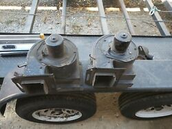 International Harvester Scout Ii Heater Core Housing And Motor Oem Factory Part Ih