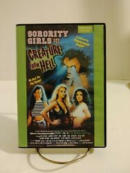 Sorority Girls And The Creature From Hell Dvd Canibal Friends Re Release 2006
