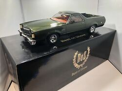 1/18 Best Of Show Bos 1979 Ford Ranchero Pickup Bos275 1/1000 Flaws Read 102