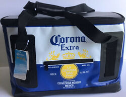 New Corona Extra Soft Sided Insulated Cooler Bag, Large
