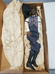 Daddyandrsquos Long Legs Collectible Doll In Original Box Lucky The Gambler Item Dl10l