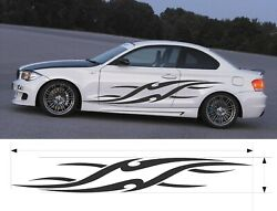 Vinyl Graphics Decals Kits Any Car Body Boat Truck Custom Size Color Stickers