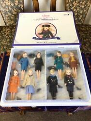 Ana 50th Anniversary Cabin Attendant Licca Licca-chan All Japan Airways Items