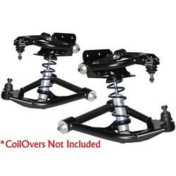 Ridetech 11342699 Front Strongarms 1963-1970 Gm C10 Pickup Upper And Lower Contr
