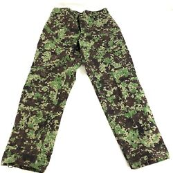 Ana Afghan Army Combat Pants, Hyperstealth Spec4ce Forest Uniform Medium Long