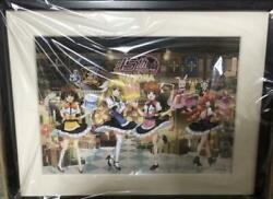 Magical Girl Lyrical Nanoha 15th Anniversary Party Reproduction Original Picture