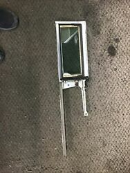 1956 Ford Crown Victoria Rh Vent Window Assembly Bj6422222-a R6