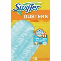 Swiffer Duster Cloth Refill 10-count 21459 Pack Of 4