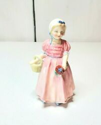 Royal Doulton Tinkle Bell Porcelain Collectible Figurine Statue 1677 Antique