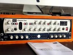 Domestic Spl Channel One 2950 All-in-one Strips Transistor Tube Check Neve Api