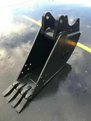 New 12quot; Excavator Bucket for a Ford 555E $995.00