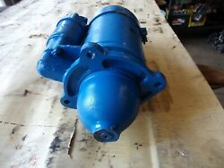 Ford New Holland Diesel Tractor Starter 2000 3000 4000 5000 7000 8000 9000