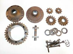 Peerless 5 Speed Transaxle 820-028a Differential Parts  Lot 364