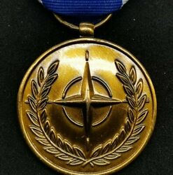 Nato Medal In Service Of Peace And Freedom Former Yugoslavia 734b