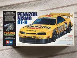 Pennzoil Nismo Gt-r R33 Nissan 1998 1/8 Rc Plastic Model Tamiya Out Of Print