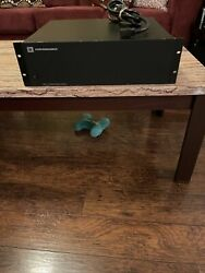 Jbl Performance Series Ava7 7-channel Power Amplifier Tested Works