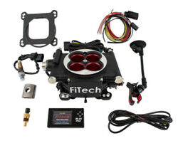Fitech Fuel Injection 30004 Go Efi 4 Power Adder Throttle Body System 600 Hp