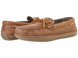 Manand039s Slippers L.l.bean Hand Sewn Slippers Flannel-lined