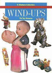 Vintage Japanese Wind-up Tin Toys - Names Makers Dates / Scarce Book