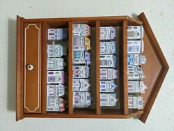 Lenox Spice Jar Set With Holder, Comple With No Damages Anywhere