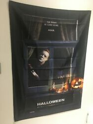 Halloween 2018 Classic Horror Movie Poster Flag Banner Wall Tapestry 3 X 4 Feet