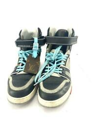 Louis Vuitton 19ss High Top Trainer Uk 7.5 Size Uk 7.5 Sneakers From Japan