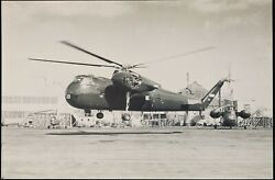 Sikorsky Aircraft Photo Pc.n3utc Archive Photos-56 First Flight Helicopter