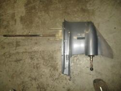 Yamaha 150hp 4 Stroke Outboard Lower Unit With 25 Shaft