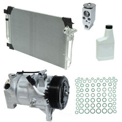 A/c Compressor And Component Kit-compressor-condenser Replacement Kit Uac