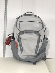 The Surge Backpack, Dark Grey And Light Grey, Nwt