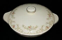 Discontinued Royal Doulton Romance Collection Diana Pattern Covered Bowl New