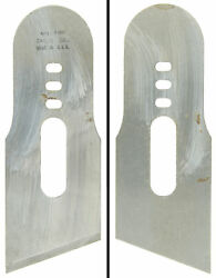 Cutting Iron For Millers Falls No. 07 Skew Blade Plane- 1 3/4 Inch- Mjdtoolparts