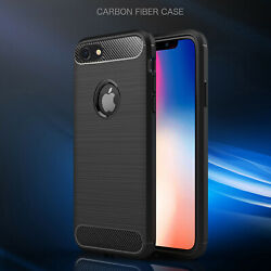 For Apple Iphone Xr Xs Max X 8 7 Plus 6 5 Se 2020 Case Cover Phone Silicone