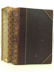 Life On The Mississippi By Mark Twain - 1883 - 1st Ed In Rare Leather Binding
