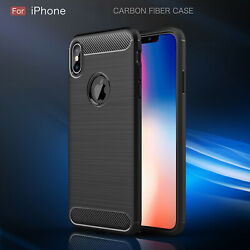 For Apple Iphone Xr Xs Max X 8 7 Plus 6 5 Se 2020 Case Cover Soft Thin Gel Tpu