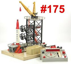 Lionel Pw 175 Rocket Launching Pad W/controller /402/ 1958-60