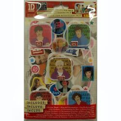2012 Panini One Direction 1d Collector Stickers Lot Of 500 Packs Sealed New