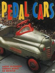 Antique Pedal Cars 11920s-1960s - Types Makers Dates / Illustrated Book + Values