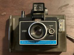 Polaroid Colorpack Ii Land Camera Good Condition Untested Free Ship