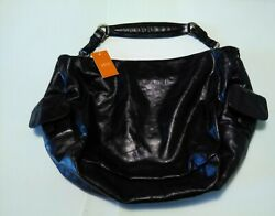 Nwt Latico Leathers Hobo Purse Brand New Soft Brown Leather Padded Strap Gifts