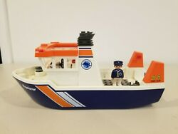 Playmobil 4469 Ocean Team Explorer Nautical Expedition Ship Search Boat Toy