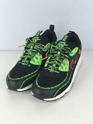 Nike World Wide Airmax90 28cm Ck6474-001 Black Size 28cm Sneakers From Japan
