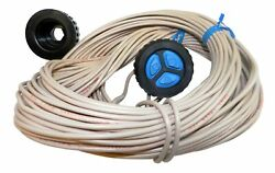 Compool Ss-100b Spa-side Remote 3 Button And 3 Function Blk W/ 100ft Cord